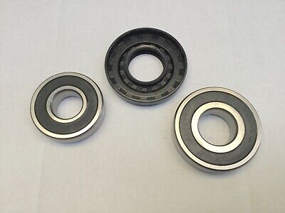 Miele Front Loader Washing Machine Drum Shaft Seal Bearing Kit W1916 W1918 W1926