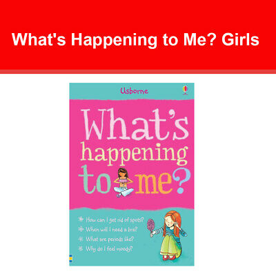 What's Happening to Me? Girls Edition (Facts of Life) by Susan Meredith NEW book