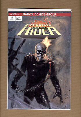 Cosmic Ghost Rider #1 Gabriele Dell'Otto Variant Limited 3000 Marvel Comics 2018