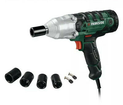 New Parkside Heavy Duty Electric Impact Wrench