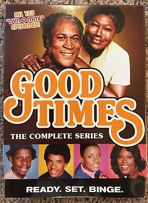 Good Times - The Complete Series (DVD, 2015, 11-Disc Set) Brand New!!!