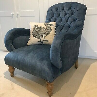 Bespoke handcrafted 'Howard and Sons' style armchair - Vanessa Arbuthnott