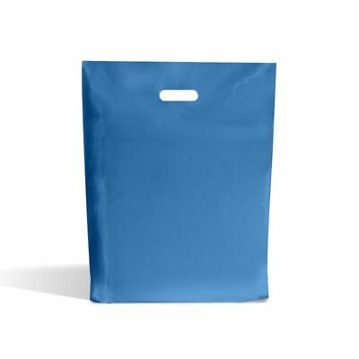 Royal Blue Classic Plastic Carrier Bags [Standard Grade]