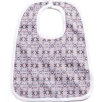 MARNI Born Free Africa LIMITED EDITION One Size BABY BIB 100% Cotton FREE SHIP