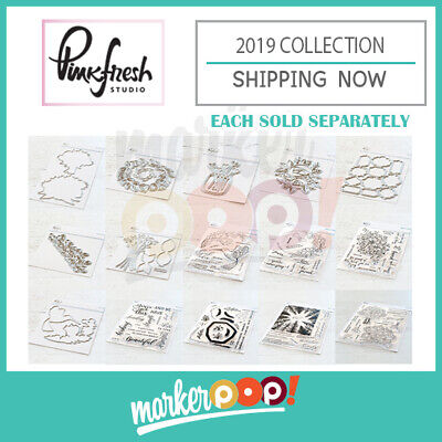 Pinkfresh Studio May 2019 Stamp & Die Collection