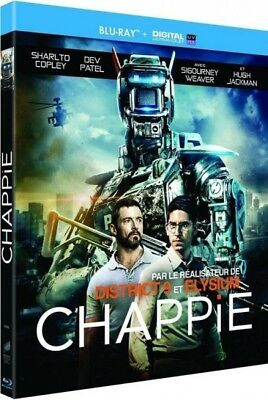 Chappie Blu-Ray Blister