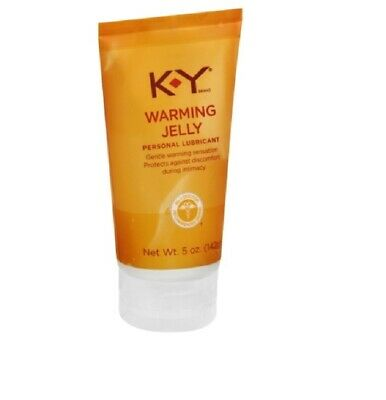 K-Y Personal Water Based Lubricant Jelly - 5 oz exp 01/2021