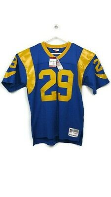 1c40ef1f7 Los Angeles Rams Eric Dickerson Mitchell & Ness Throwback Jersey Size 44 L  NWT