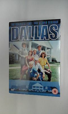 DALLAS - The Complete First and Second Seasons - new and sealed