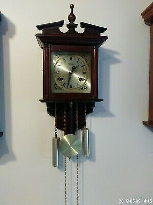 Highlands antique pendulum wall clock