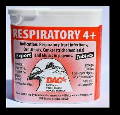 For birds Digestive and respiratory disease LincoSpectina Tablets 100 Tablets