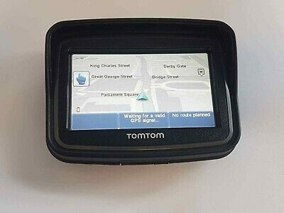 TomTom Rider V5 – Motorcycle Satnav with European Maps Head Unit Only