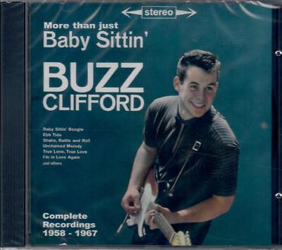 BUZZ CLIFFORD - More than just Baby Sittin' CD 28 Songs