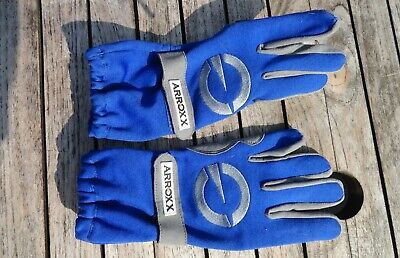 Arroxx  Karting Gloves Size  Adult  XL - 10 .