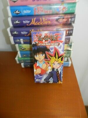Yugioh  Volume 3 Attack From The Deep VHS