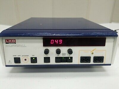 LKB BROMMA 2297 MACRODRIVE 5 CONSTANT POWER SUPPLY CdSl