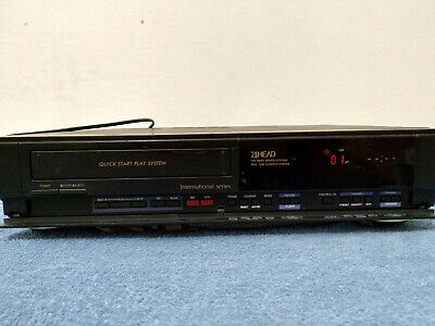 Video Registratore VHS Portland PVCR-401 4 HEADS