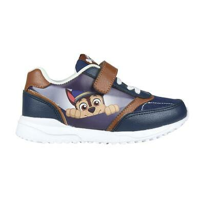 Paw Patrol Chase Kids Shoes Trainers Sneakers Original Licensed Paw Patrol Shoes