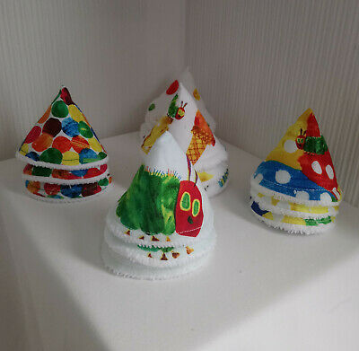 PEE PEE TEEPEES.VERY HUNGRY CATERPILLAR FABRIC *reduced* ideal for baby shower