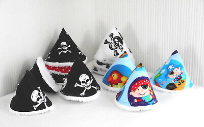 PEE PEE TEEPEES.. **reduced** Pirates/Skull & Crossbones ideal baby shower gift