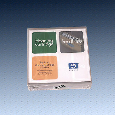 Set of 3 hp Dlt vs, c7998a Cleaning Cartridge, Cleaning Cartridge,
