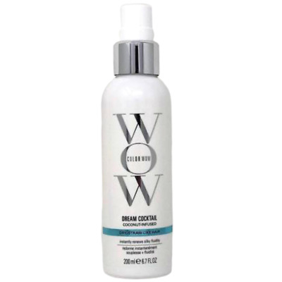 Color Wow Dream Cocktail Coconut-Infused Dry, Straw-like Hair 6.7 oz