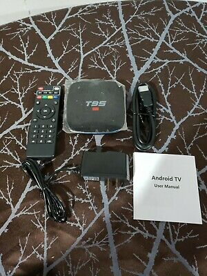 T95 R1 TV Box WIFI Android7 1 Quad Core S905W 2G+16G/1G+8G