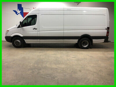 2013 Mercedes-Benz Sprinter EXT 170 Extended High Roof Cargo Van Dual Rear 2013 EXT 170 Extended High Roof Cargo Van Dual Rear Whe Used Turbo 3L V6 24V