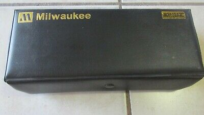 Milwaukee Instruments Refractometer MR100ATC New In Case