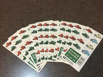 11 Books Of 20 Pickup Trucks Usps First Class Forever Postage Stamps Great Price