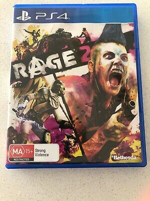 Rage 2 PS4 Game NEW