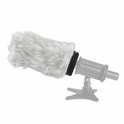 BOYA BY-P160 Furry Outdoor Interview Windshield For Shotgun Capacitor Microphone