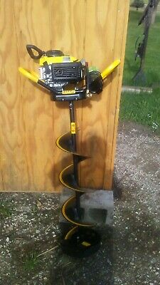 JIFFY PRO-4 10-INCH Propane Ice Auger **Local Pick Up Only