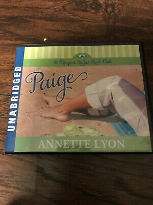The Newport Ladies Book Club Paige Annette Lyon Audiobook CD Unabridged Mormon