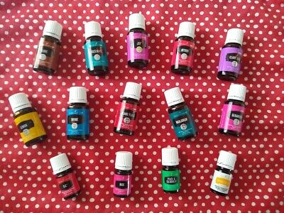 SEALED YOUNG LIVING Essential oils 15 and 5 ml, WHOLESALE PRICING! Free Shipping