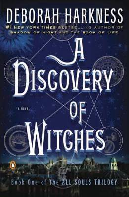 A Discovery of Witches (All Souls Trilogy) by Harkness, Deborah