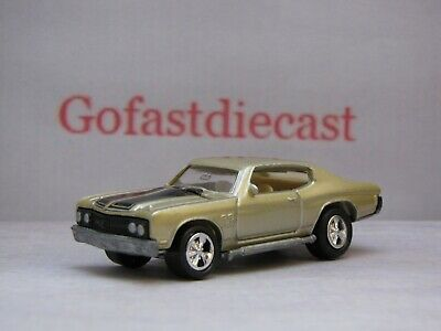 1970 70 Chevy Chevelle 454 Ss 1/64 Limited Edition Collectible Model Car