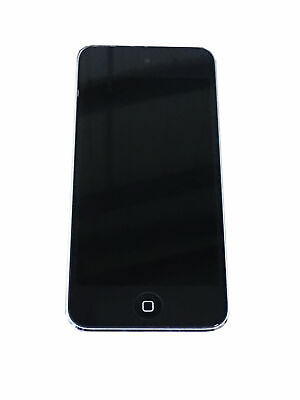 Apple iPod Touch 5G Wi-Fi 16GB Black and Silver A1509 iOS 9.3.5