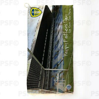 Leeds United FC Official Personalised Father's Day Stadium Golf Towel LGT016