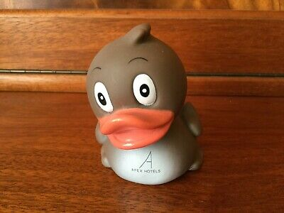 Collectable Rubber Duck called EARL from Apex Waterloo Place Hotel, Edinburgh.