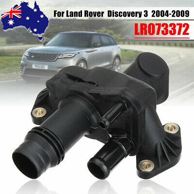 Thermostat For Land Rover Discovery 3 2.7 Tdv6 Water Outlet Pipe - Lr073372