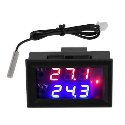 Incubator Digital Temperature Controller Thermostat Control Switch With Sensor