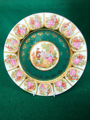 Rosenthal - Bavaria Classic rose collection beautiful ornamental plate