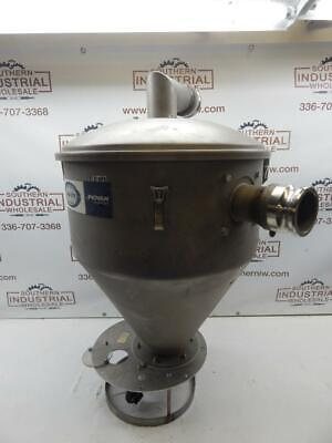 """UNA-DYN 20"""" Dia x 23"""" Deep 3"""" Inlet Stainless S-1032"""