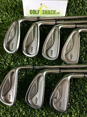 Srixon I403 AD Irons 3-9 with True Temper for Srixon Stiff Flex Shafts (4417)