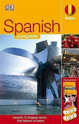 Hugo Complete Spanish: Complete CD lan... by Isabel Cisneros Mixed media product