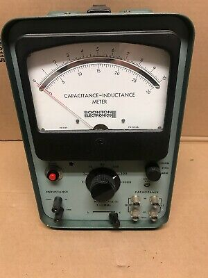 Boonton Electronics 71A-SI Capacitance-Inductance Meter