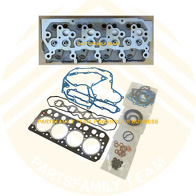 S4L S4L2 Cylinder Head Gasket for Mitsubishi MM35T MM40CR 304CR TC35 Excavators