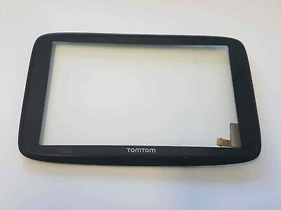 TomTom Go 620 Touch Screen Digitizer Glass With Frame Replacement Part