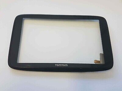 TomTom Go 6200 Touch Screen Digitizer Glass With Frame Replacement Part